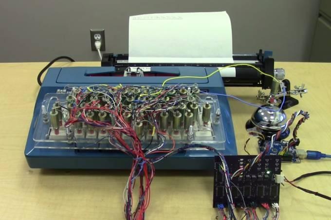 smith corona printer