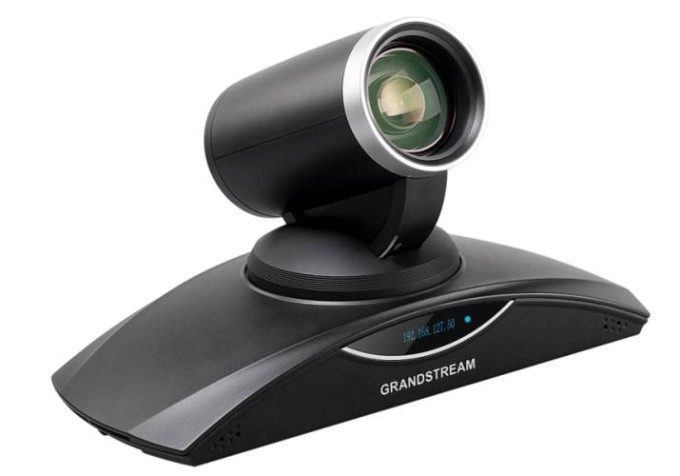 Grandstream GVC3200 is an Android-based video conferencing system