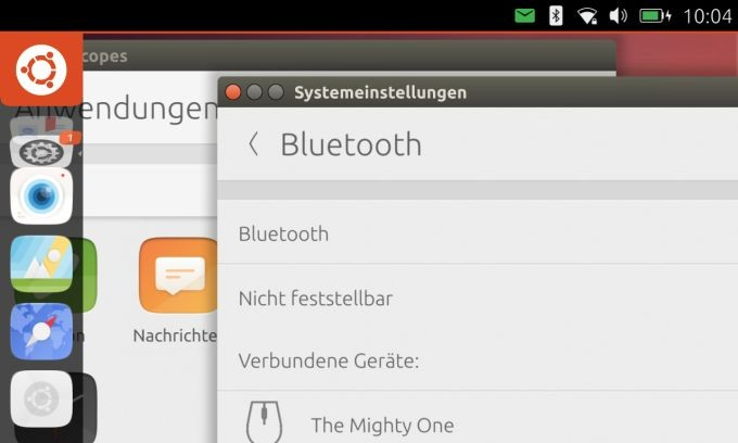 Ubuntu Phone gains landscape support, paves way for mouse