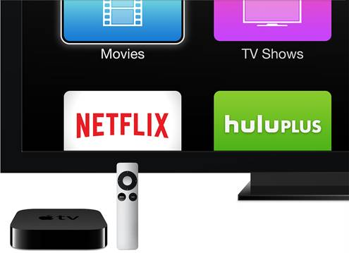 Next-gen Apple TV could support games, apps, Siri - Liliputing