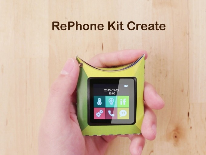 detailed pictures 04d98 3686c Make your own smartphone with the RePhone kit - Liliputing