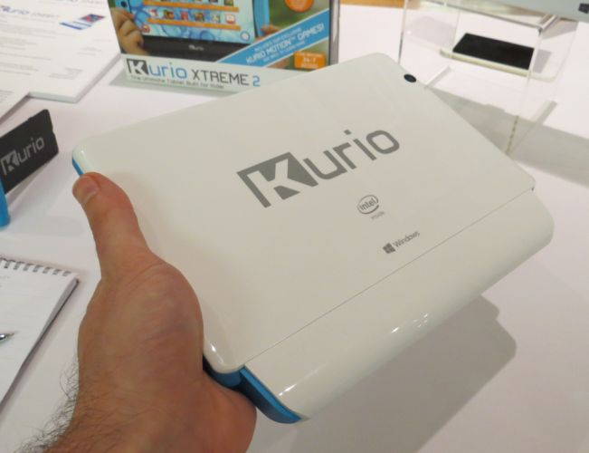 Hands-on with the Kurio Smart $200 Windows tablet for kids