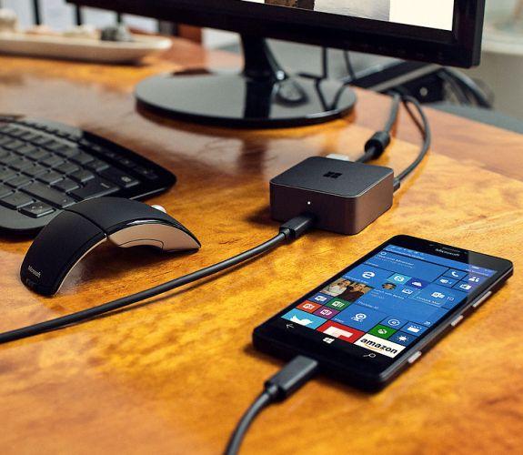 lumia display dock