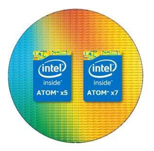 intel atom cherry trail