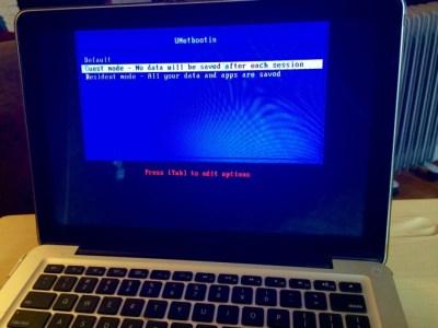 Remix OS on Mac 1