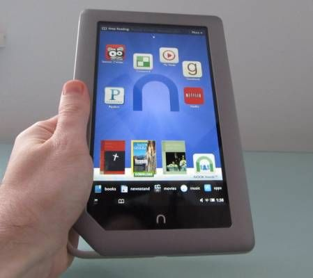 Barnes  Noble will no longer sell apps through NOOK Store