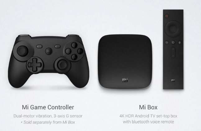 Xiaomi's Mi Box is a 4K Android TV box for the US market - Liliputing
