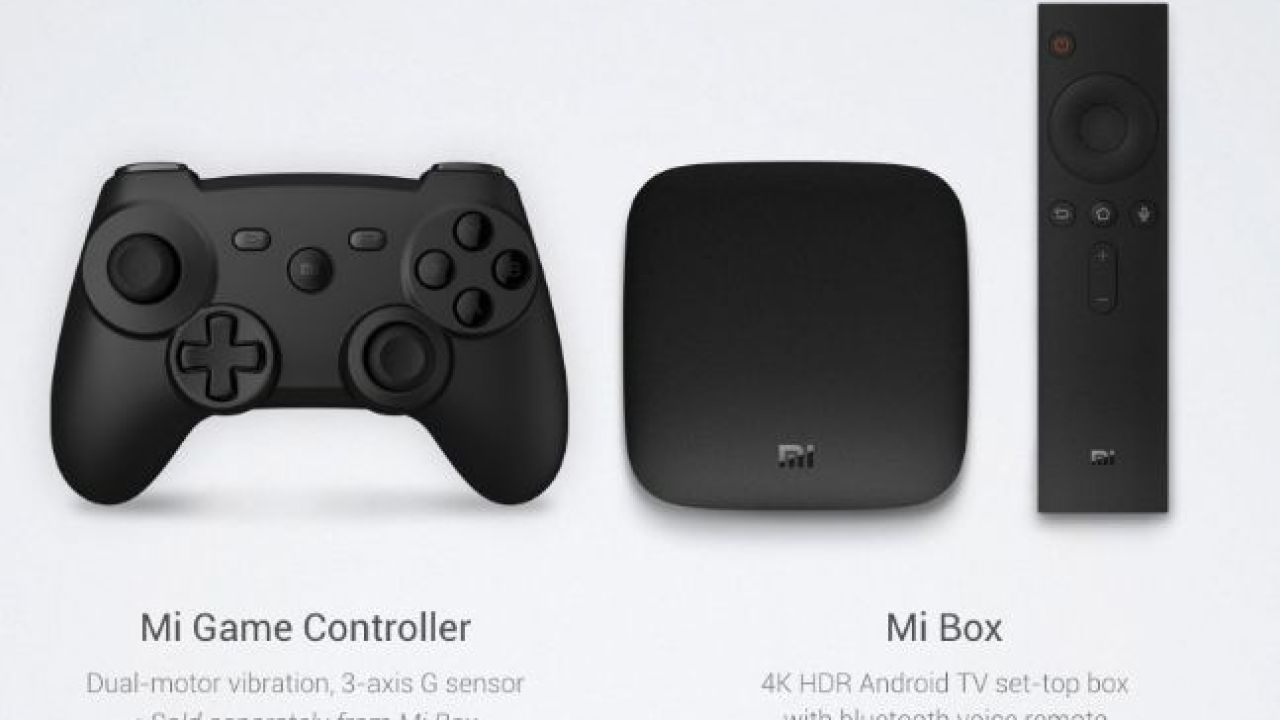 Xiaomi's Mi Box is a 4K Android TV box for the US market