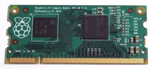 Raspberry Pi Compute Module (1st gen)