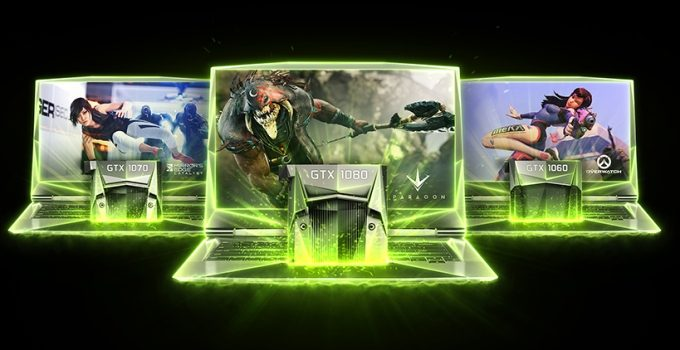 nvidia geforce 10 series