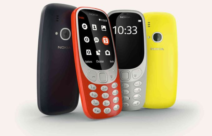 """Nokia 3310 gets reimagined for 2017: Not every phone needs to be """"smart"""""""