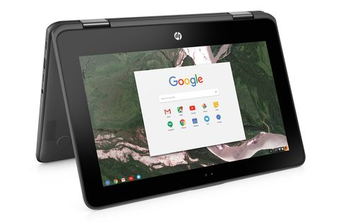 HP launches rugged Chromebook 360 11 for education