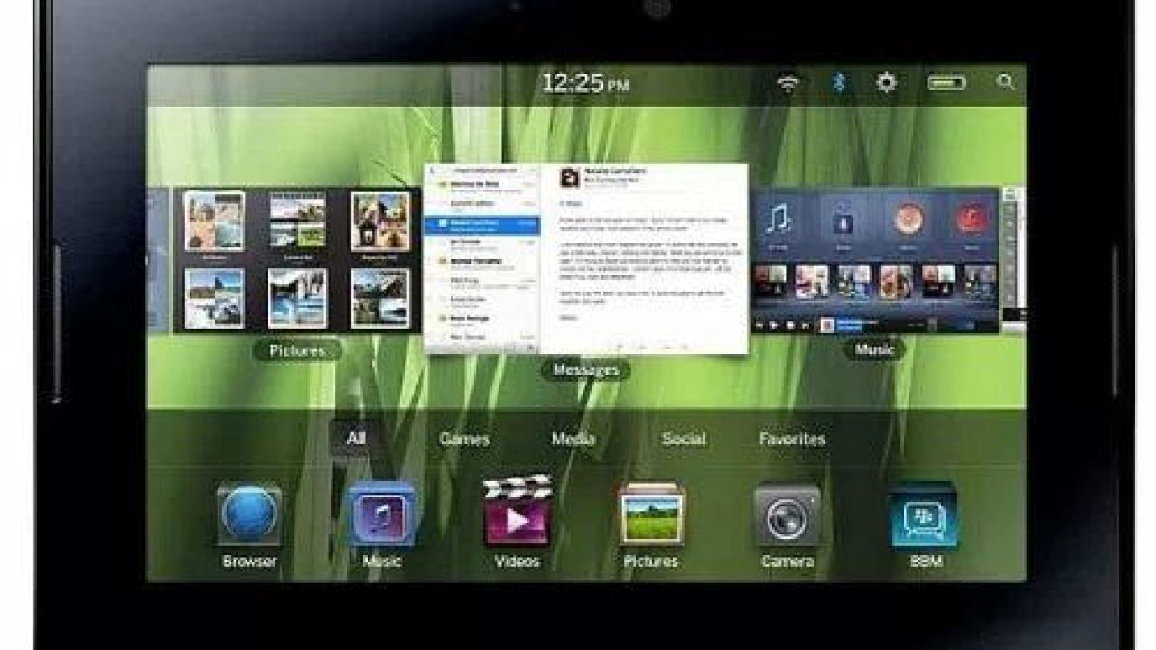 A new BlackBerry tablet may be on the way (running Android