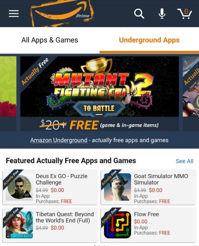 Amazon Appstore to end