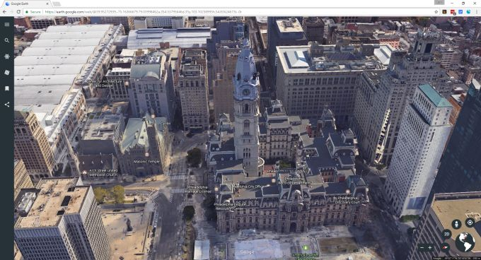Google Earth gets major update for web, Android with guided