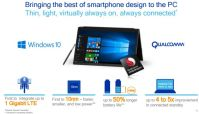 Asus, HP, and Lenovo are building Win10 PCs with Snapdragon 835 chips