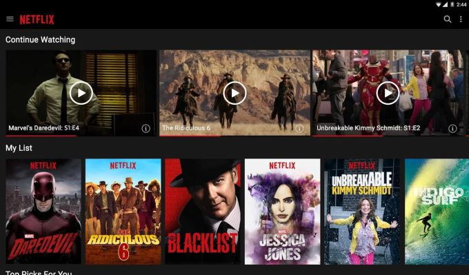 how to download netflix from microsoft store