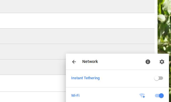 Google's Instant Tethering is coming to Chromebooks