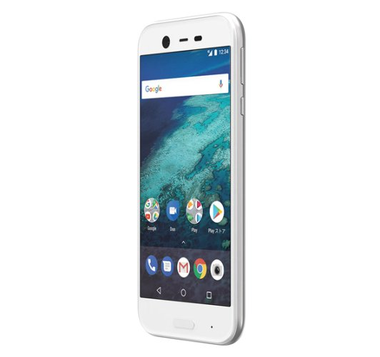 Sharp X1 is an Android One phone with a big battery (for Japan)