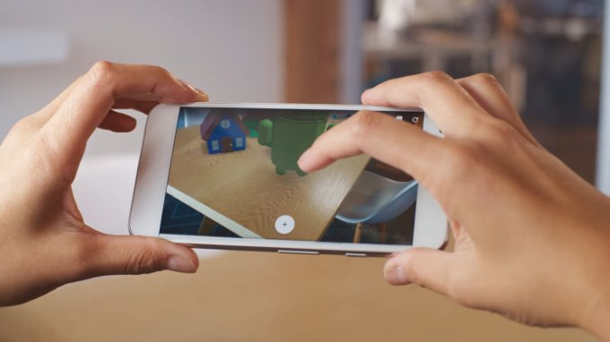 Google ARCore brings augmented reality to Android phones (no