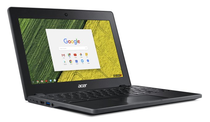 Rugged Acer Chromebook 11 C771 with Intel Skylake launches for $280 and up