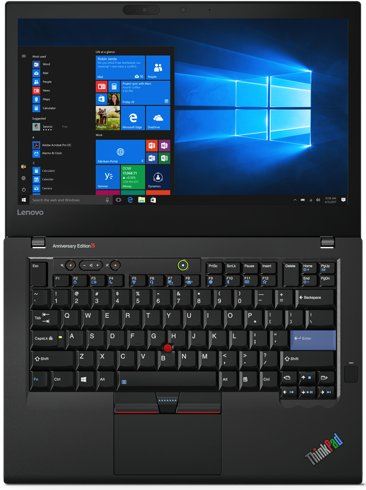 Is this the Lenovo ThinkPad 25th anniversary edition? - Liliputing