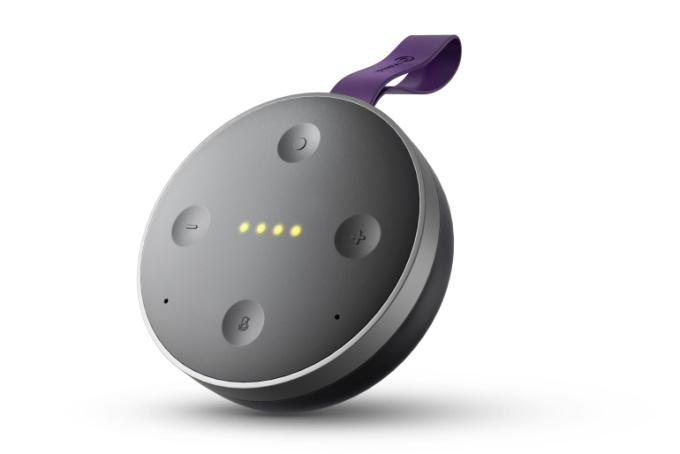 TicHome Mini is like a battery-powered Google Home Mini
