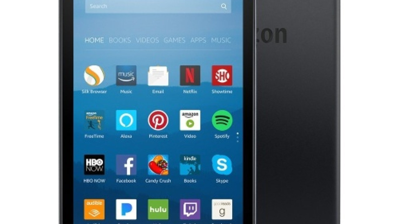 Reminder: You can install Google Play on Amazon's Fire 7