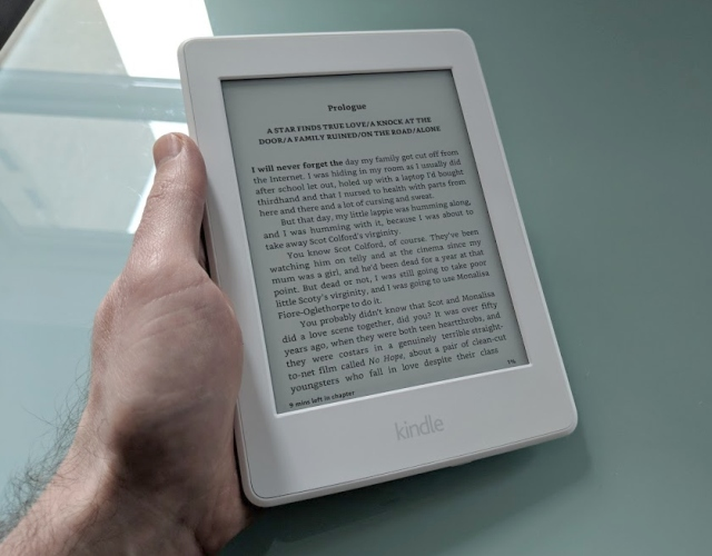 what files does kindle support