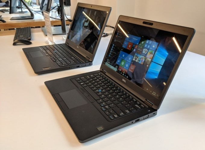 Dell Latitude laptops get a Coffee Lake-H upgrade - Liliputing