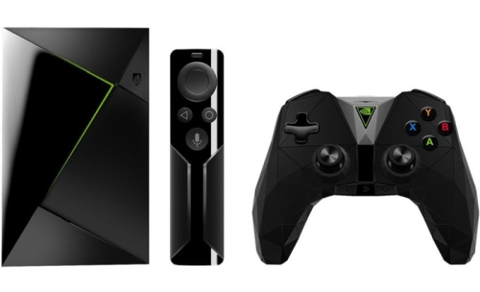 NVIDIA's latest Shield TV update brings 120 Hz support