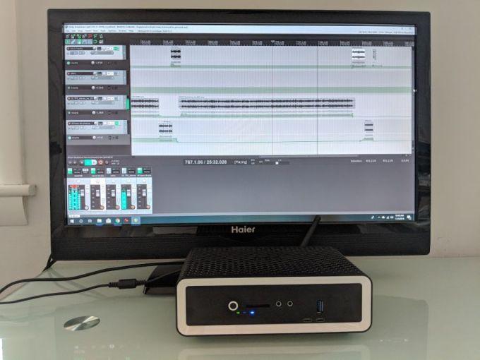 Zotac ZBOX CI660 nano fanless mini PC review - Liliputing