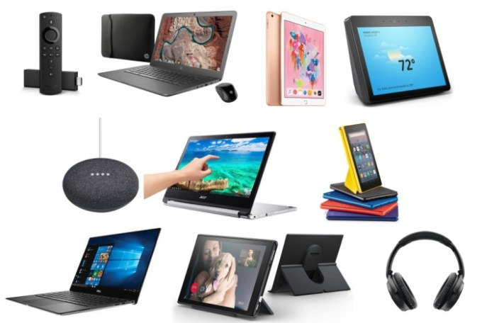 Black Friday 2018 mobile tech deals - Liliputing