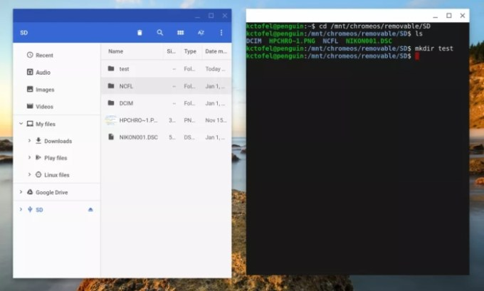 Chrome OS 72 Dev Channel brings Android 9 to Chromebooks (plus USB