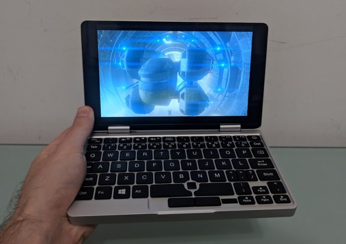 One Mix 2S Yoga mini laptop benchmarks (Core M3-8100Y processor