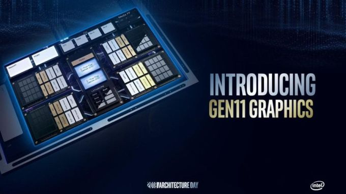 Intel promises 2X better graphics with Gen11 integrated GPU - Liliputing