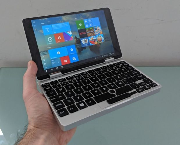 One Netbook One Mix 2S mini laptop review - Liliputing