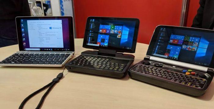 GPD MicroPC handheld computer preview - Liliputing