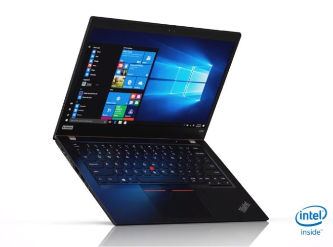 Lenovo's smallest ThinkPads get bigger screens (while