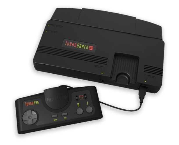 TurboGrafx-16 Mini pre-orders open July 15th, ships next