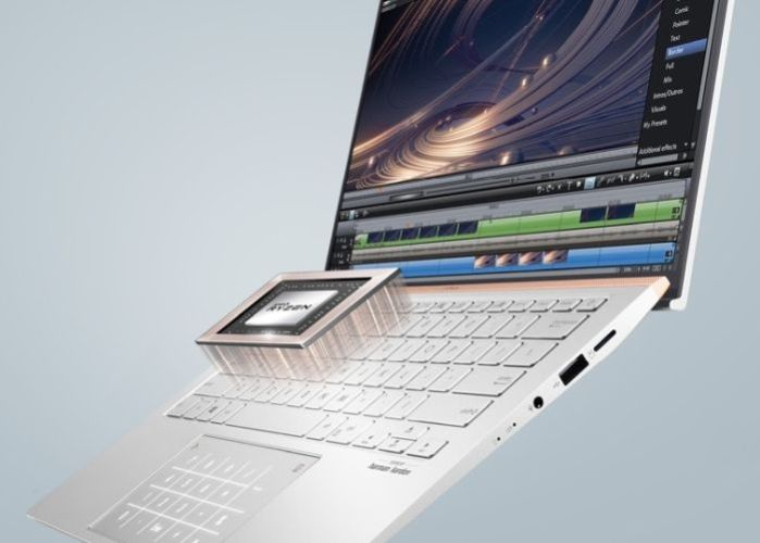 Asus adds AMD Ryzen models to its ZenBook 14 laptop family