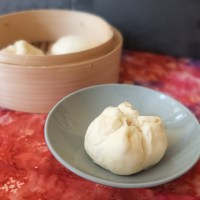 Chinese baozi (steamed bun) dough recipe