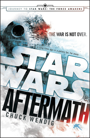 Couverture de Star Wars Aftermath : l'étoile de la mort