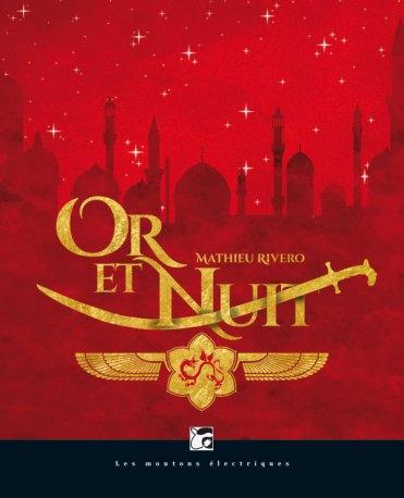 Couverture Or et nuit, 2015