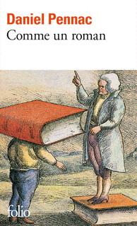 Couverture de Comme un roman de Daniel Pennac