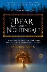 Couverture The Bear and the Nightingale