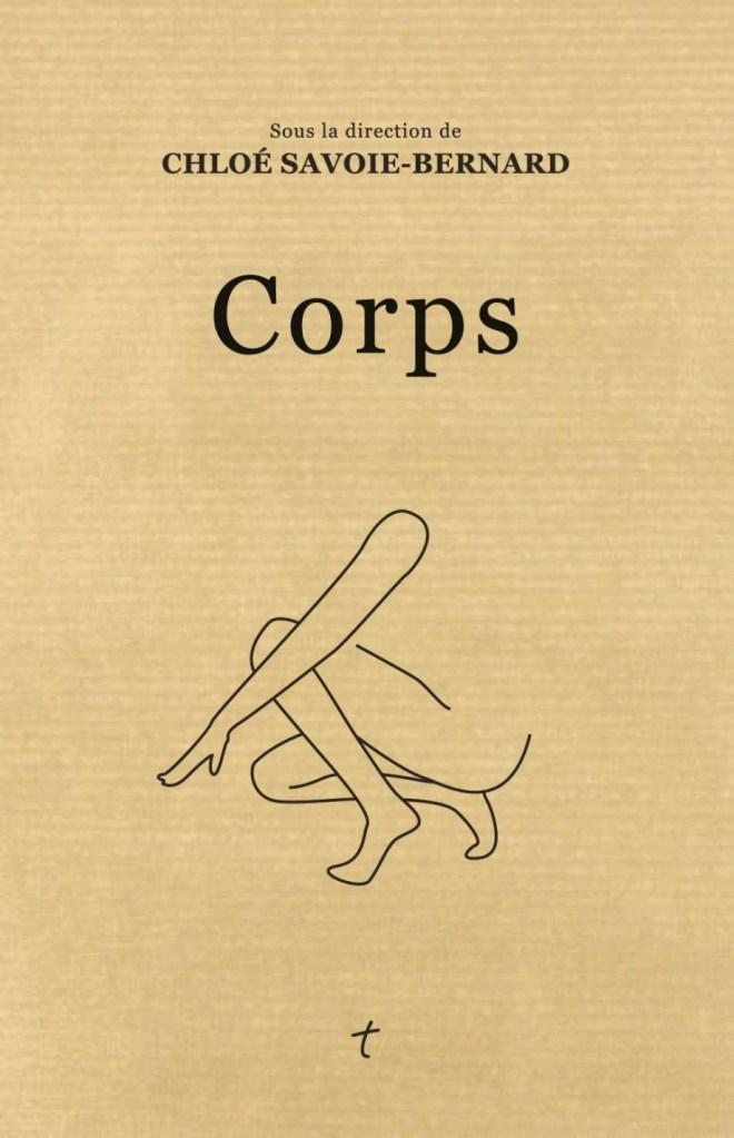 Couverture de Corps, sous la direction de Chloé Savoie-Bernard