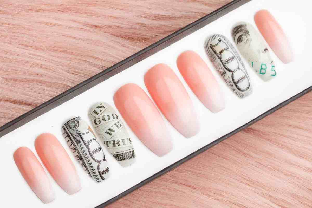 Kylie Jenner inspired Press on Nails