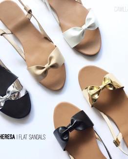 Flat Sandals Theresa All