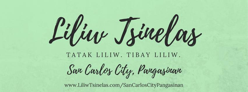 Liliw Tsinelas in San Carlos City, Pangasinan